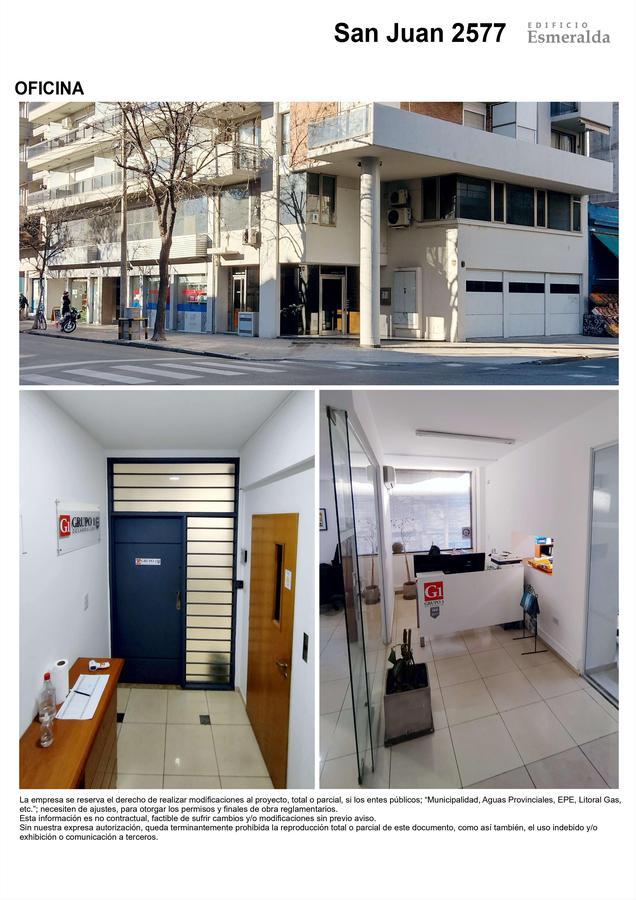 Foto Oficina en Venta en  Macrocentro,  Rosario  SAN JUAN 2500-OFICINAS-AREAS DE TRABAJO-PISO EXCLUSIVO 224 MTS.2