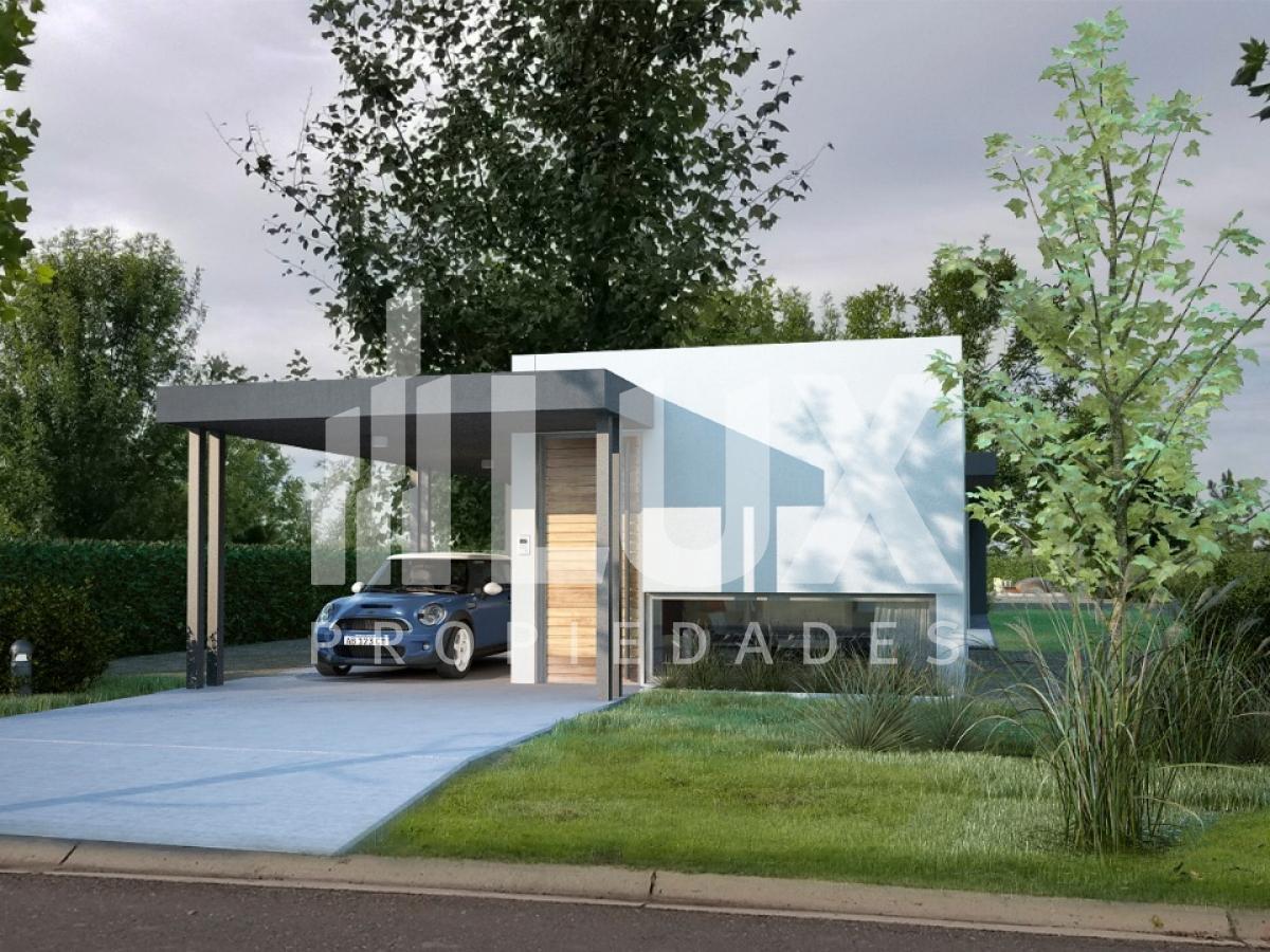 Casa a estrenar 2 dormitorios opción 3 piscina lote 1000 - La Rinconada