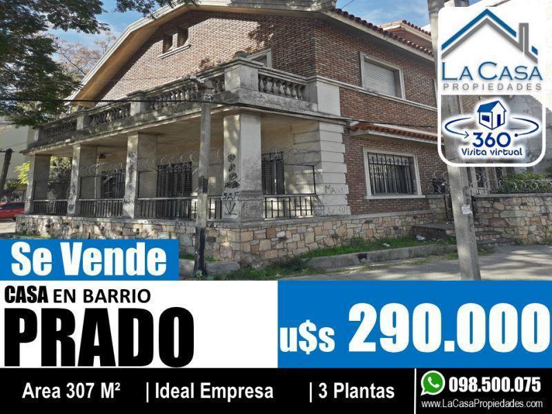 Foto Casa en Venta en  Prado ,  Montevideo  Farini 2900