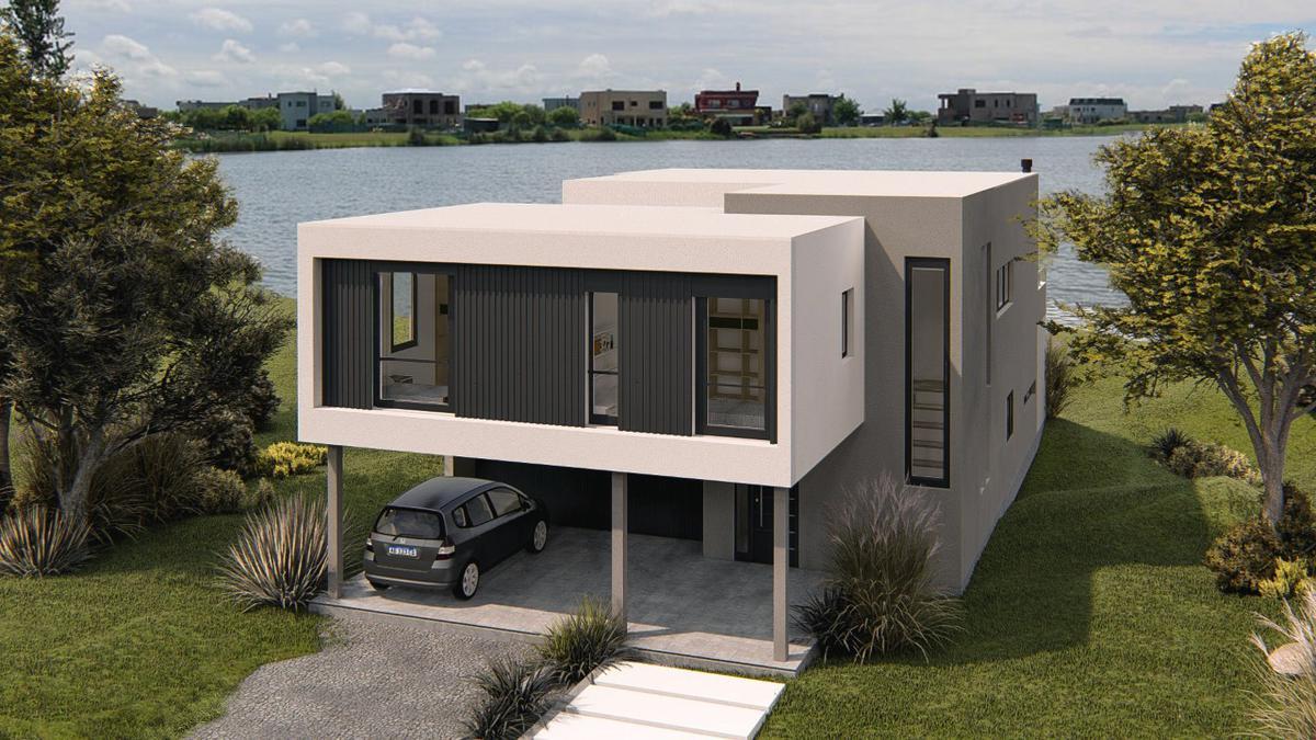 Foto Casa en Venta en  El Canton,  Countries/B.Cerrado (Escobar)  El Cantón, Barrio Norte, Escobar