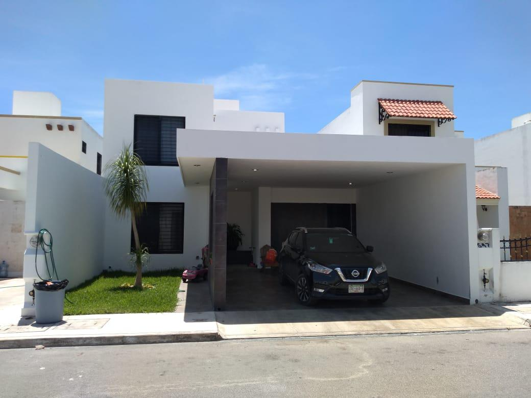 Foto Casa en Renta en  Ciudad Caucel,  Mérida  casa en renta equipada en merida yucatan, santa fe norte