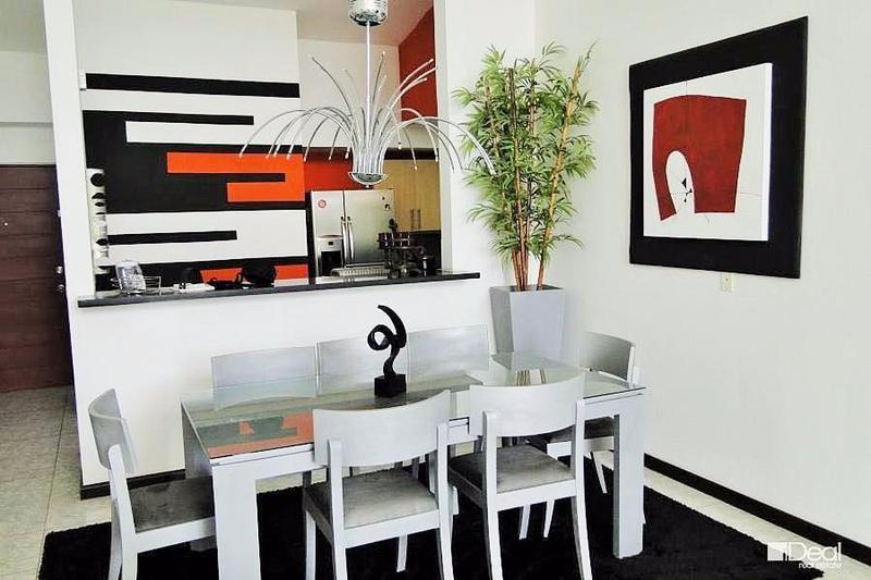 Foto Departamento en Renta en  Santana,  Santa Ana  Apartamento amueblado/ Vista/ Piscina