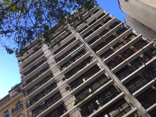 Foto Departamento en Venta en  Recoleta ,  Capital Federal  CALLAO 1300, Piso 7