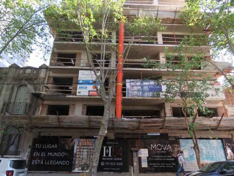 Foto Departamento en Venta en  Palermo Hollywood,  Palermo  MOVA HOLLYWOOD Nicaragua 5580 6601