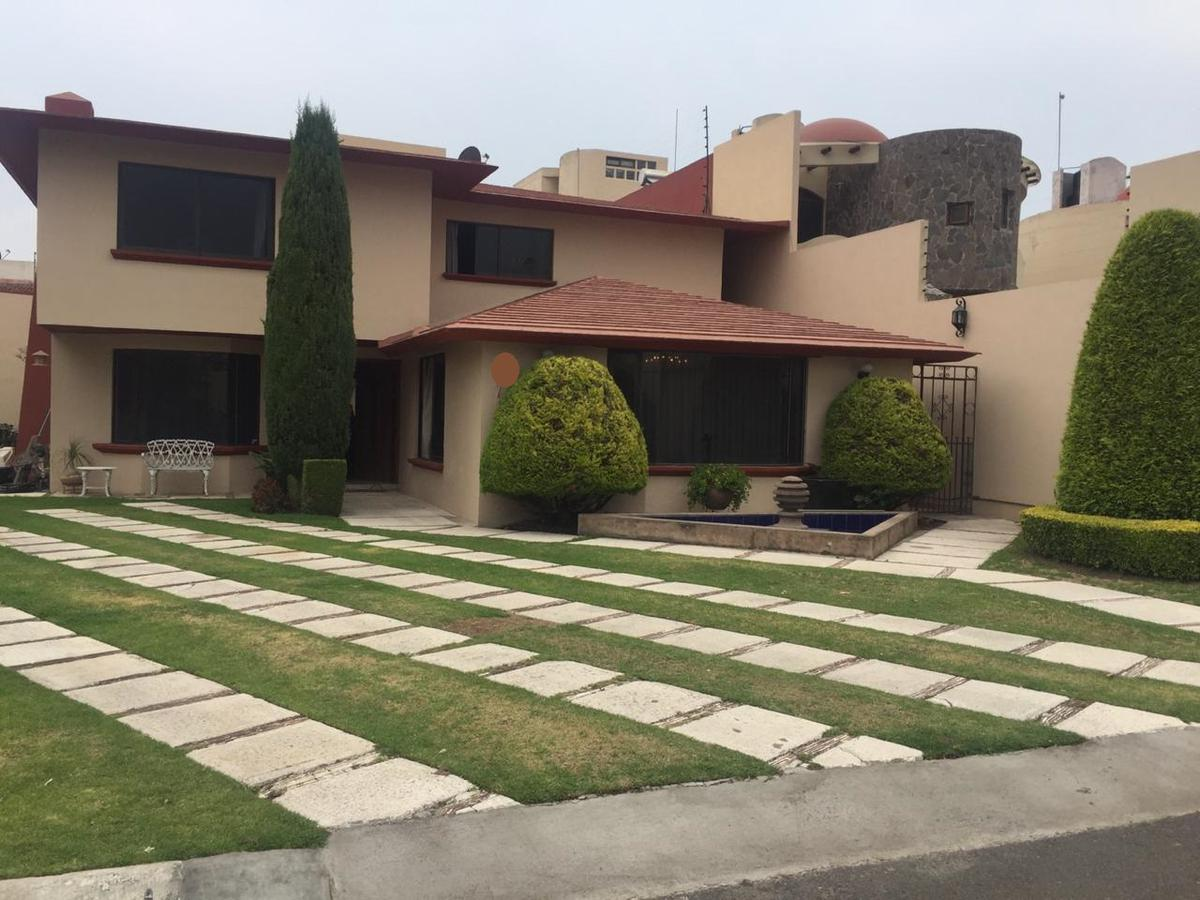 Foto Casa en condominio en Renta en  Metepec ,  Edo. de México  Residencia en RENTA, Residencial Balmoral, Metepec, Estado de México