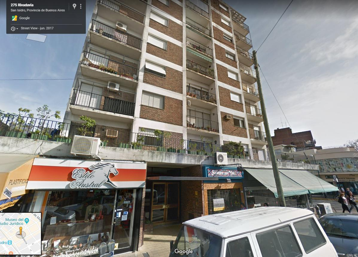 "Foto Departamento en Venta en  San Isidro ,  G.B.A. Zona Norte  Rivadavia 282 P° 3 ""B"""