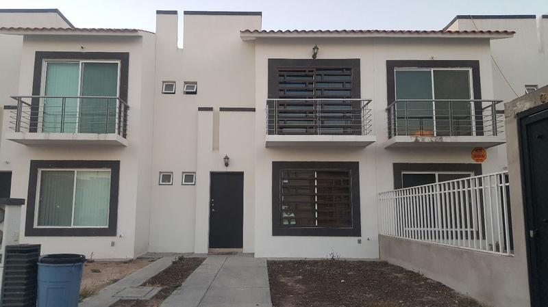 Foto Casa en Renta en  Los Lagos,  San Luis Potosí  CASA EN RENTA  EN LOS LAGOS RESIDENCIAL , CERCA A ZONA INDUSTRIAL