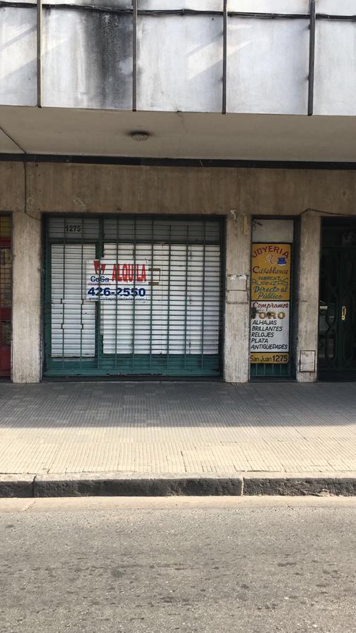 Foto Local en Alquiler en  Centro,  Rosario  San Juan 1275