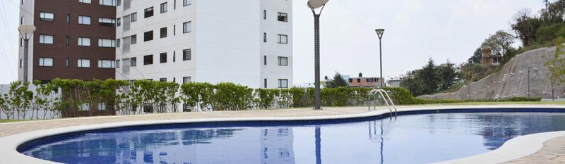 Foto Departamento en Venta en  Manzanastitla,  Cuajimalpa de Morelos  Av. Mexico 359 - Enttorno Residencial - A303