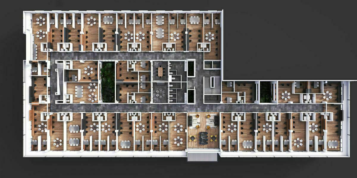 Foto Oficina en Venta en  Residencial Colonia México,  Mérida  Oficina venta  Colonia México, Mérida_ Al norte de la ciudad