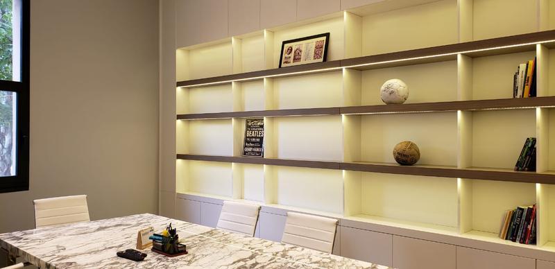 Foto Oficina en Venta |  en  Plaza Canning (Comerciales),  Canning  Oficina Equipada IMPECABLE Decoración