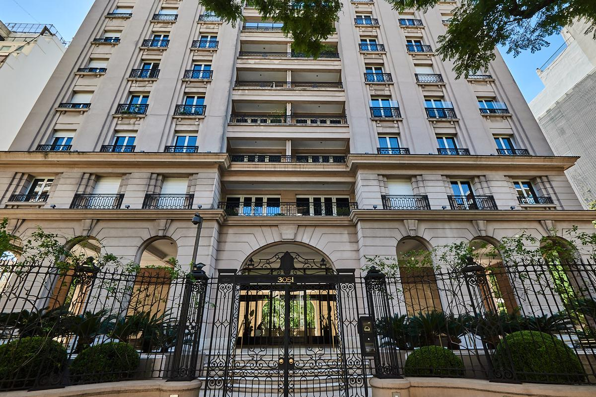 Foto Departamento en Alquiler en  Palermo Chico,  Palermo  Av. Figueroa Alcorta al 3051