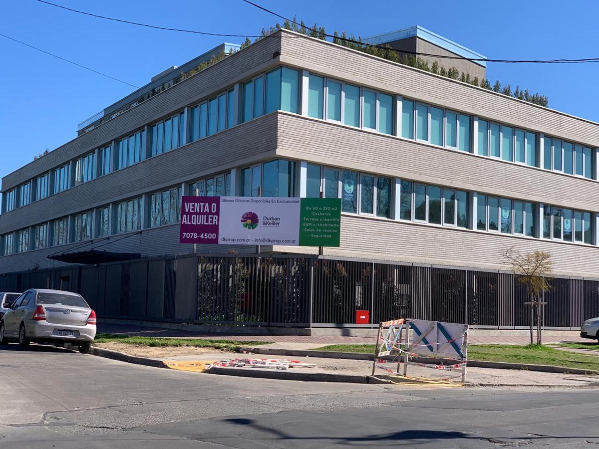 Foto Oficina en Alquiler en  Las Lomas-Horqueta,  Las Lomas de San Isidro  Av. Santa Rita al 2700