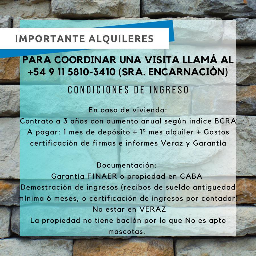 Foto Departamento en Alquiler en  Almagro ,  Capital Federal  Av. Rivadavia 4509