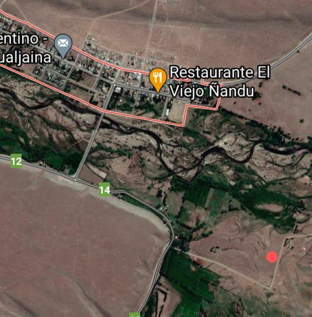 Foto Terreno en Venta en  Gualjaina,  Cushamen  GUALJAINA