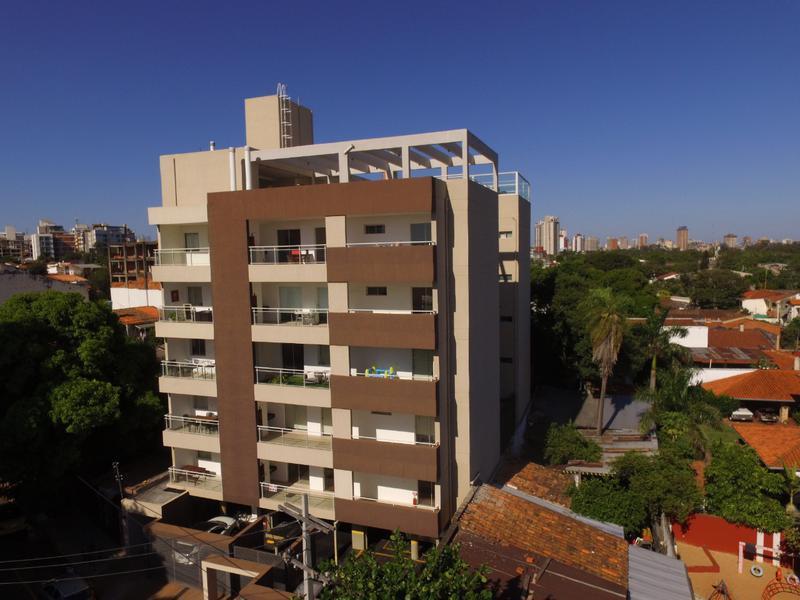 Foto Departamento en Venta en  Las Mercedes,  San Roque  La Mercedes Tower-Asunción