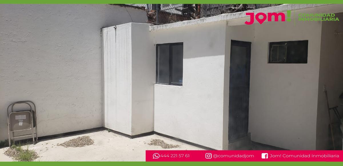 Foto Oficina en Renta en  Tequisquiapan,  San Luis Potosí  Oficina en Mariano Arista #811, Col. Tequisquiapan, San Luis Potosí, San Luis Potosí