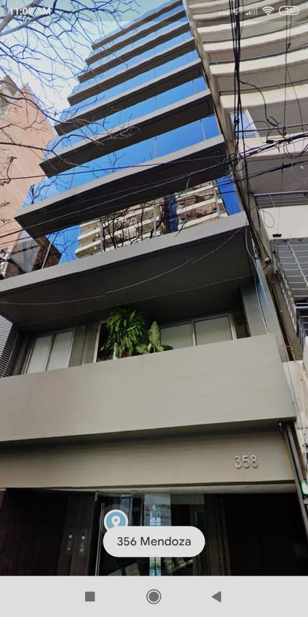 Foto Departamento en Venta en  Martin,  Rosario  Departamento 1 dormitorio - Barrio Martin - Mendoza 358 8-B