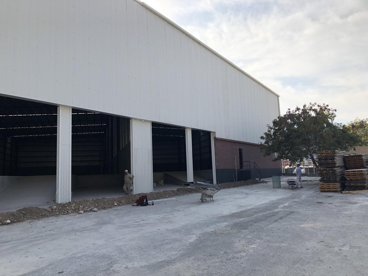 Foto Bodega Industrial en Renta en  Trabajadores,  Santa Catarina  Av. 1° de Mayo