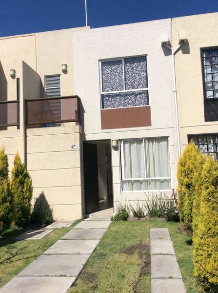Foto Casa en condominio en Renta en  Las Américas,  Ecatepec de Morelos  Las Américas
