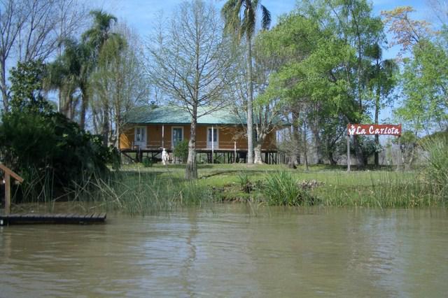 Foto Quinta en Venta en  Zona Delta San Fernando,  San Fernando  La Barquita: La Carlota