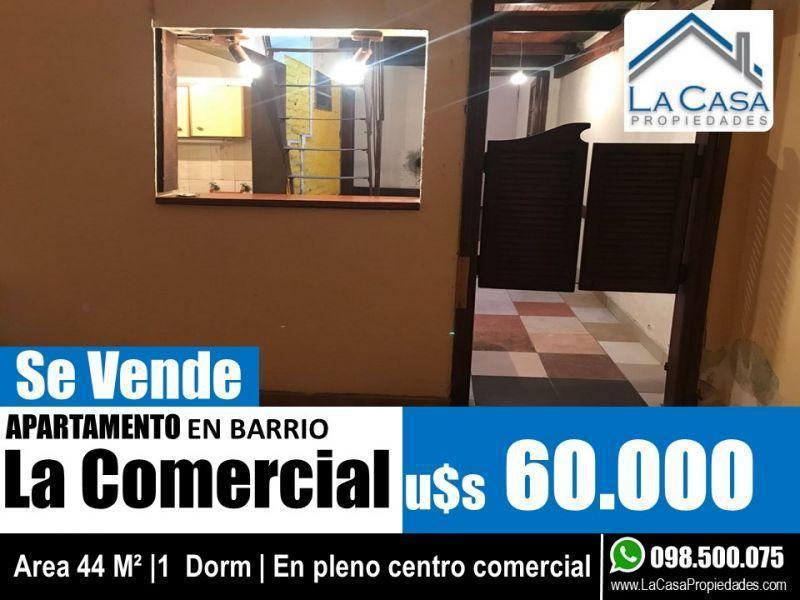 Foto Apartamento en Venta en  La Comercial ,  Montevideo  Justicia 2200