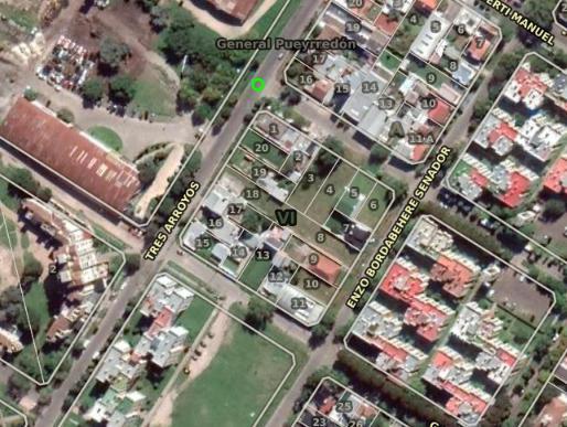 Foto Terreno en Venta en  Mar Del Plata ,  Costa Atlantica  Tres Arroyos entres Rawson y Garay