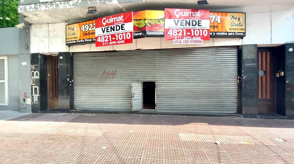 Foto Local en Alquiler en  Boedo ,  Capital Federal  caseros al 3500