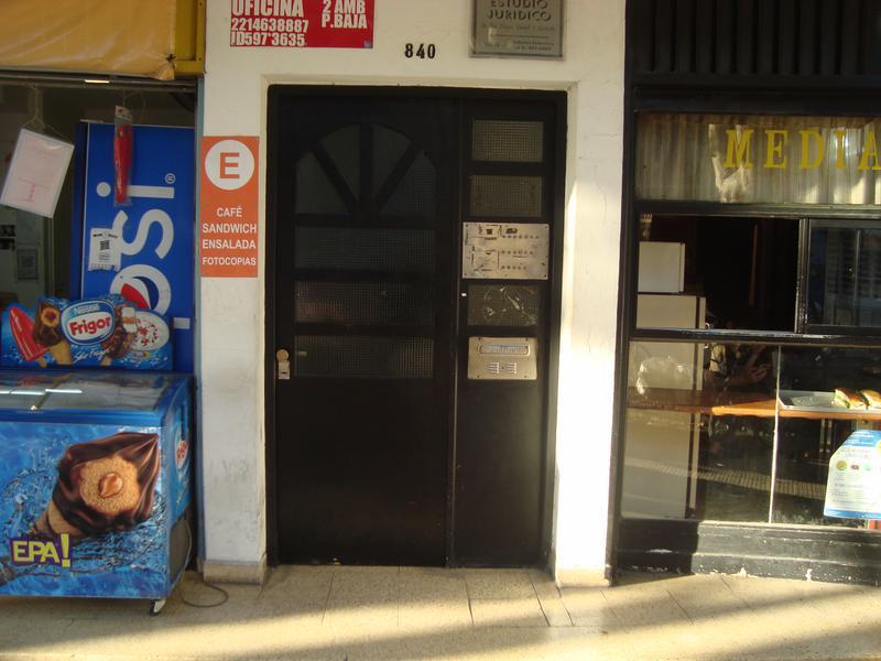 Foto Departamento en Alquiler en  La Plata ,  G.B.A. Zona Sur  13 entre 48 y 49