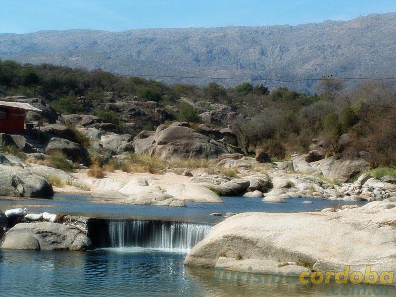 Foto Campo en Venta en  Nono,  San Alberto  Arroyo los sanjuaninos