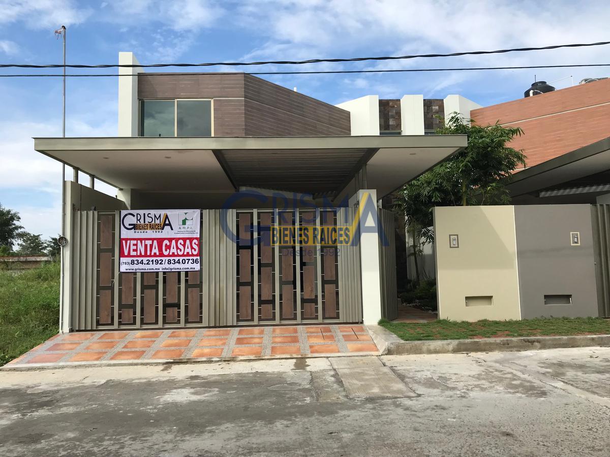 Foto Casa en Venta en  Ampliacion Adolfo Ruiz Cortínez,  Tuxpan  CASAS NUEVAS COL. RUIZ CORTINES