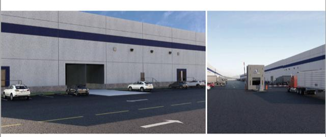 Foto Nave Industrial en Renta en  Gral. Escobedo ,  Nuevo León  Carretera Santa Rosa