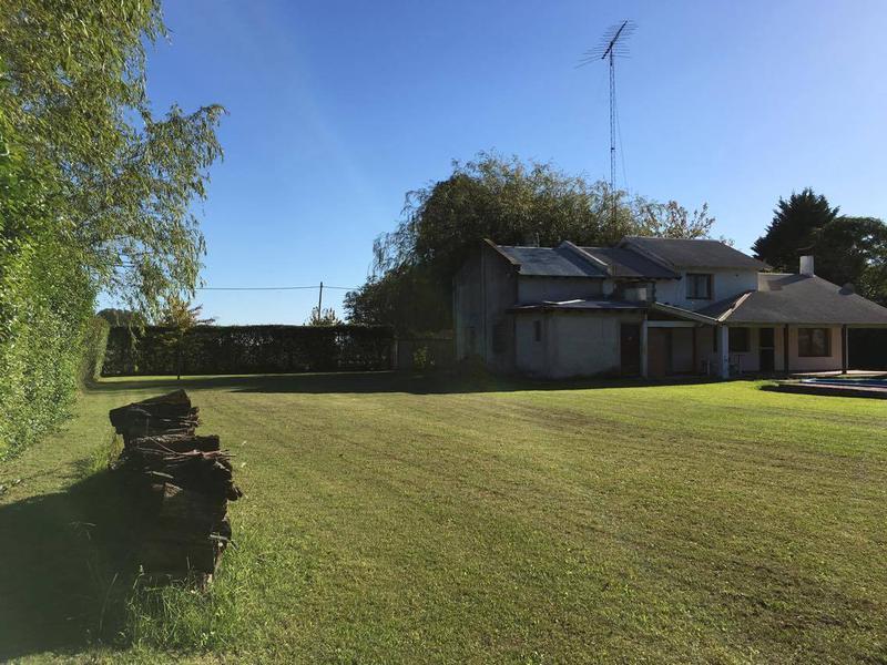 Foto Casa en Venta en  Tomas Jofre,  Mercedes  al 800