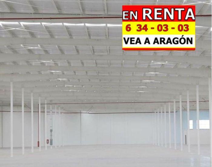 Foto Bodega Industrial en Renta en  Tijuana ,  Baja California Norte  RENTAMOS PRECIOSA BODEGA 4,644 mts² ó 50,003 pies² Pip Oro