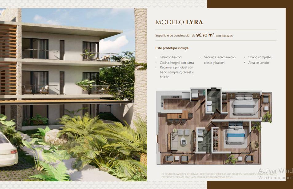 Foto Casa en Venta en  Fraccionamiento Valle Dorado,  Bahía de Banderas  MODELO LYRA PLANTA BAJA