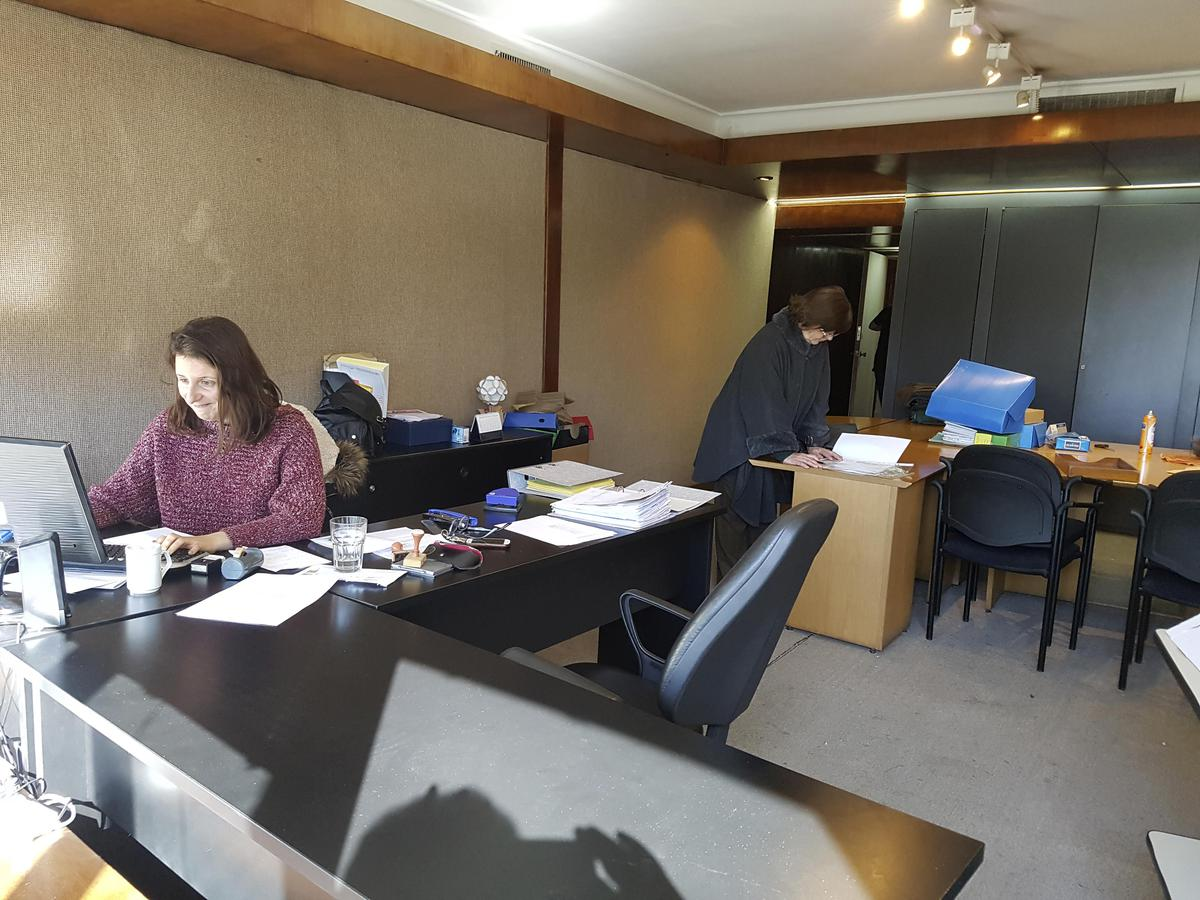 Foto Oficina en Alquiler en  Retiro,  Centro  M.T.de Alvear al 600