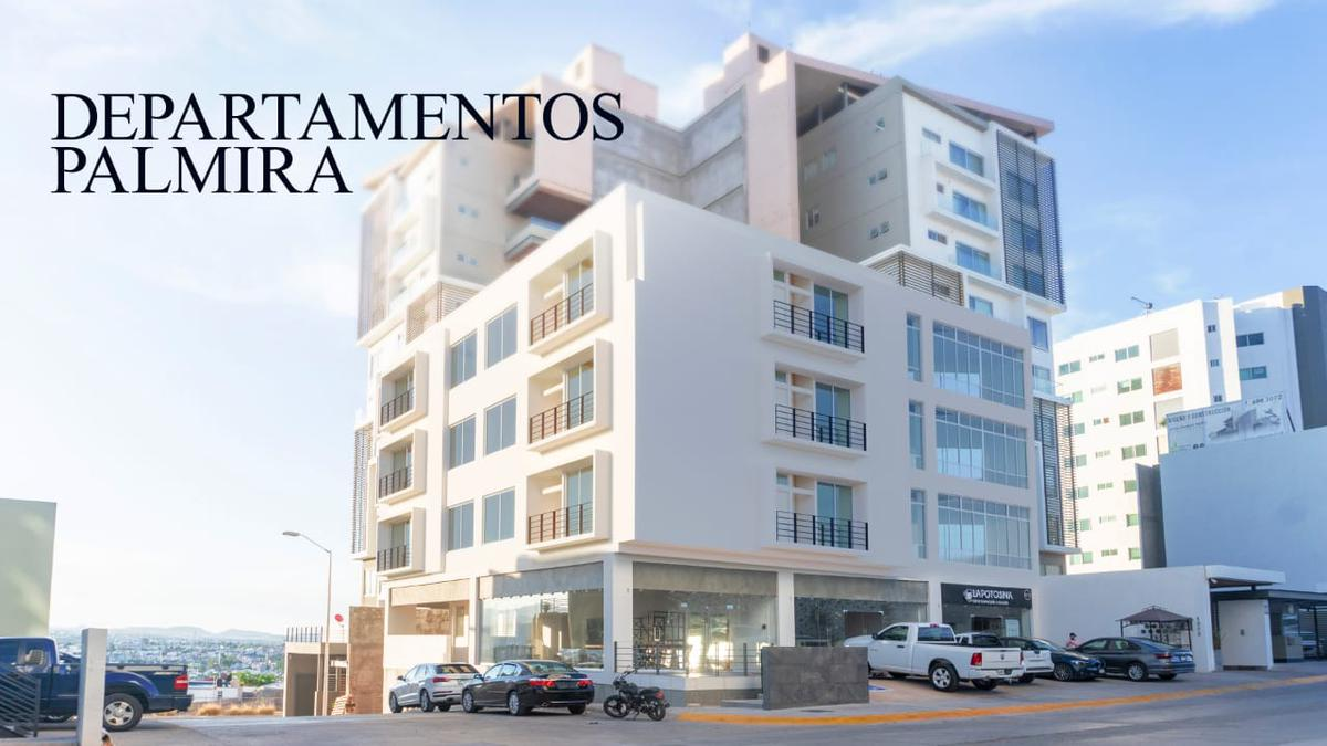 Foto Departamento en Venta en  San Luis Potosí ,  San luis Potosí  DEPARTAMENTOS EN VENTA EN PALMIRA, SAN LUIS POTOSI