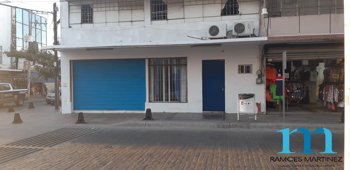 Foto Local en Venta en  Centro,  Culiacán  EDIFICIO EN VENTA EN EL CENTRO CERCA DEL MERCADO GARMENDIA