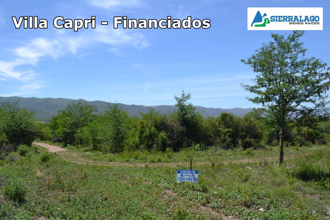Foto Terreno en Venta en  Casa Grande,  Punilla  CUOTAS en Villa Capri, Casa Grande