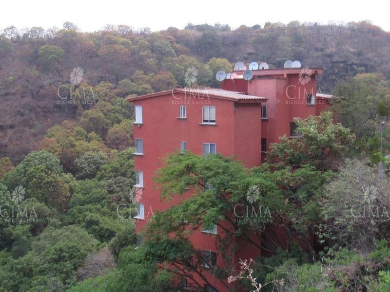 Foto Departamento en Venta en  Lomas de Tetela,  Cuernavaca  VENTA DEPARTAMENTO CON VIGILANCIA Y VISTA EN CUERNAVACA - V39