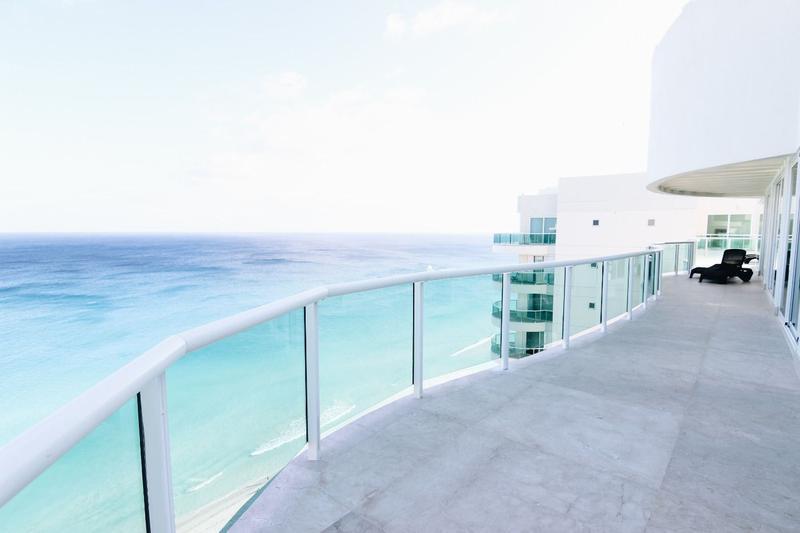 Foto Departamento en Venta en  Zona Hotelera,  Cancún  PENTHOUSE VENTA EN BAY VIEW GRAN ZONA HOTELERA CANCUN