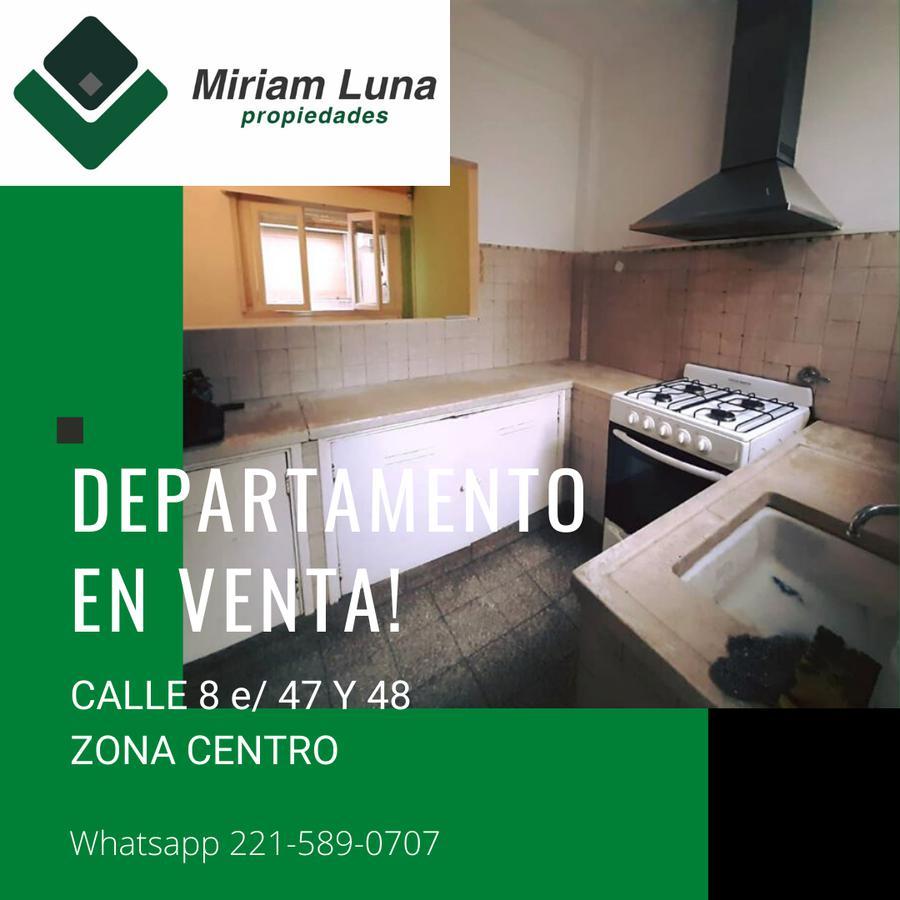 Foto Departamento en Alquiler en  La Plata,  La Plata  8 e/ 47 y 48