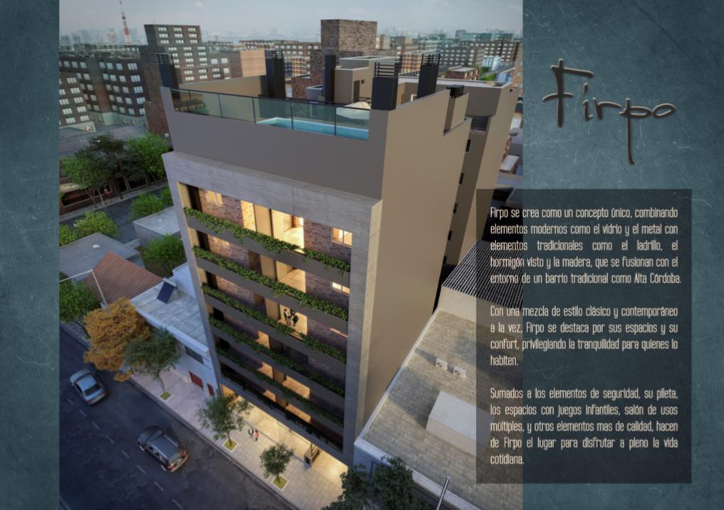 Foto Departamento en Venta en  Alta Cordoba,  Cordoba Capital  Firpo - Jerónimo Luis de Cabrera  al 900