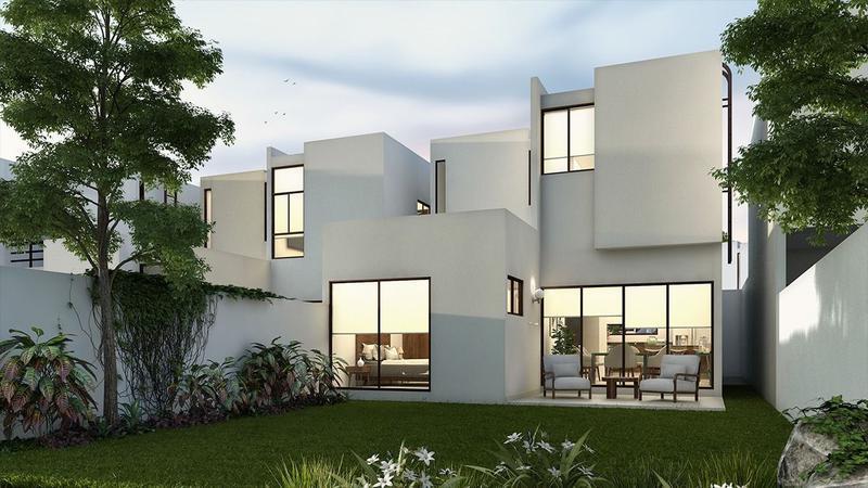 Foto Casa en Venta en  Conkal ,  Yucatán  Casa en venta en Merida, Zensia Parque Residencial, modelo D