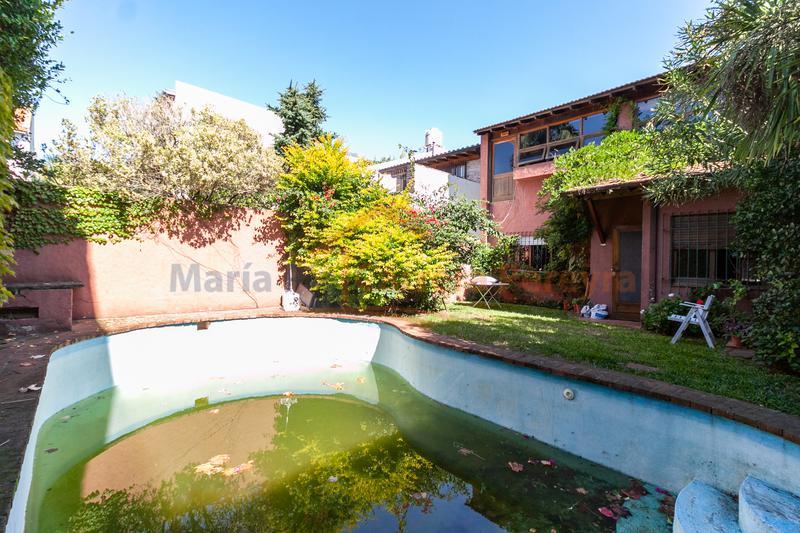 Foto Casa en Venta en  S.Isi.-Vias/Rolon,  San Isidro  Mons. Alberti al 800 (SUP. VENDIBLE ESTIMADA 448 M2 Y 4 COCHERAS EN PB. )