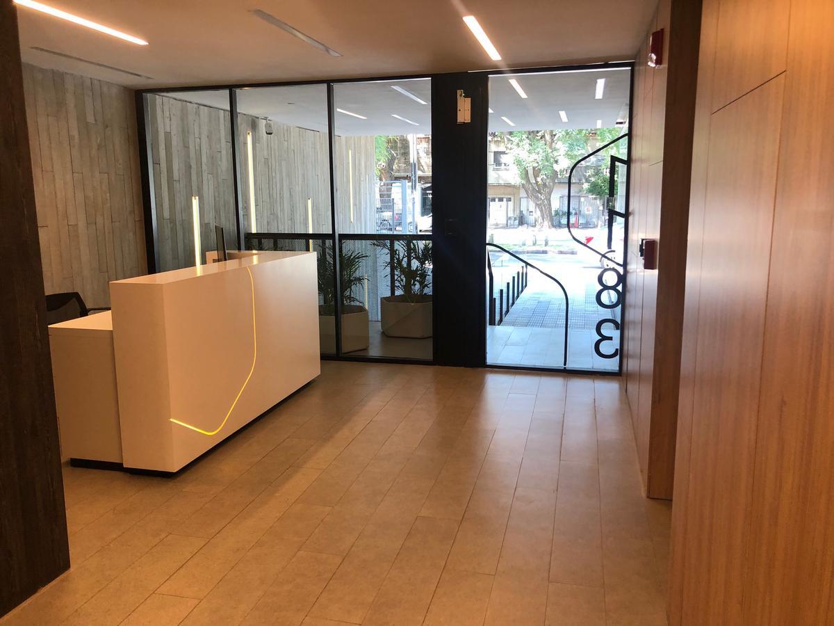 Foto Oficina en Alquiler en  Pocitos Nuevo ,  Montevideo  OFICINA EN POCITOS NUEVO
