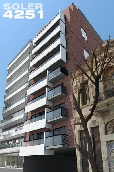 Foto Departamento en Venta |  en  Palermo Soho,  Palermo  SOLER  al 4200
