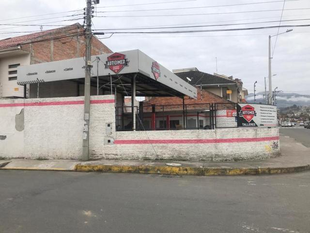 Foto Terreno en Venta en  Cuenca ,  Azuay  Av. Pinchincha