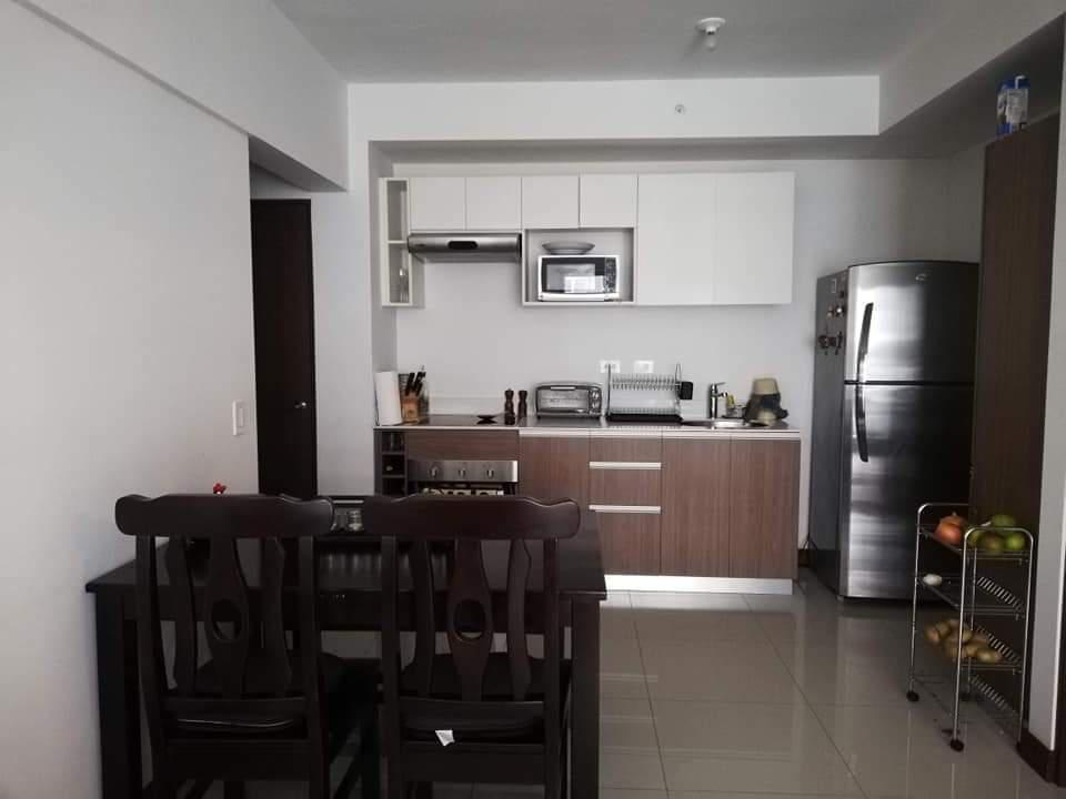 Foto Departamento en Renta en  Mata Redonda,  San José  Nunciatura / Loft / Amueblado / Vistas / Piscina