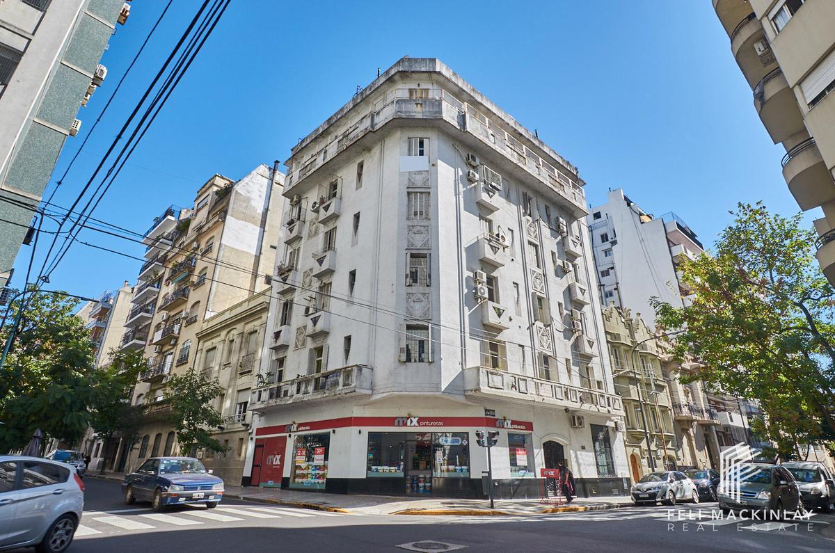 Foto Departamento en Alquiler en  Recoleta ,  Capital Federal  PACHECO DE MELO 2100, 3º - RECOLETA (APTO PROFESIONAL)